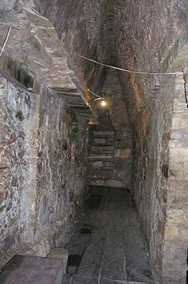 Palenque Tunel tumba Pacal Votan
