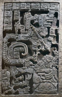Relieve Maya,  El otro tu del mas allá interconectado