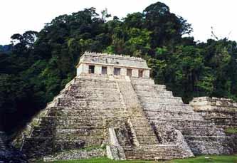 Templo de la inscripciones