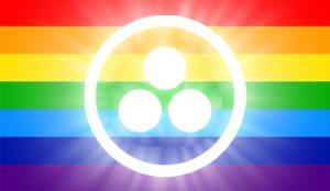 Arco iris de la Paz