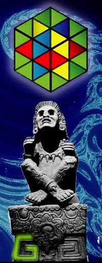 Xochipilli explorando La ley del Cubo