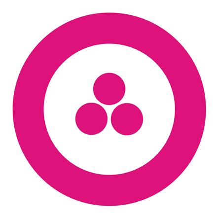 bandera de la paz web