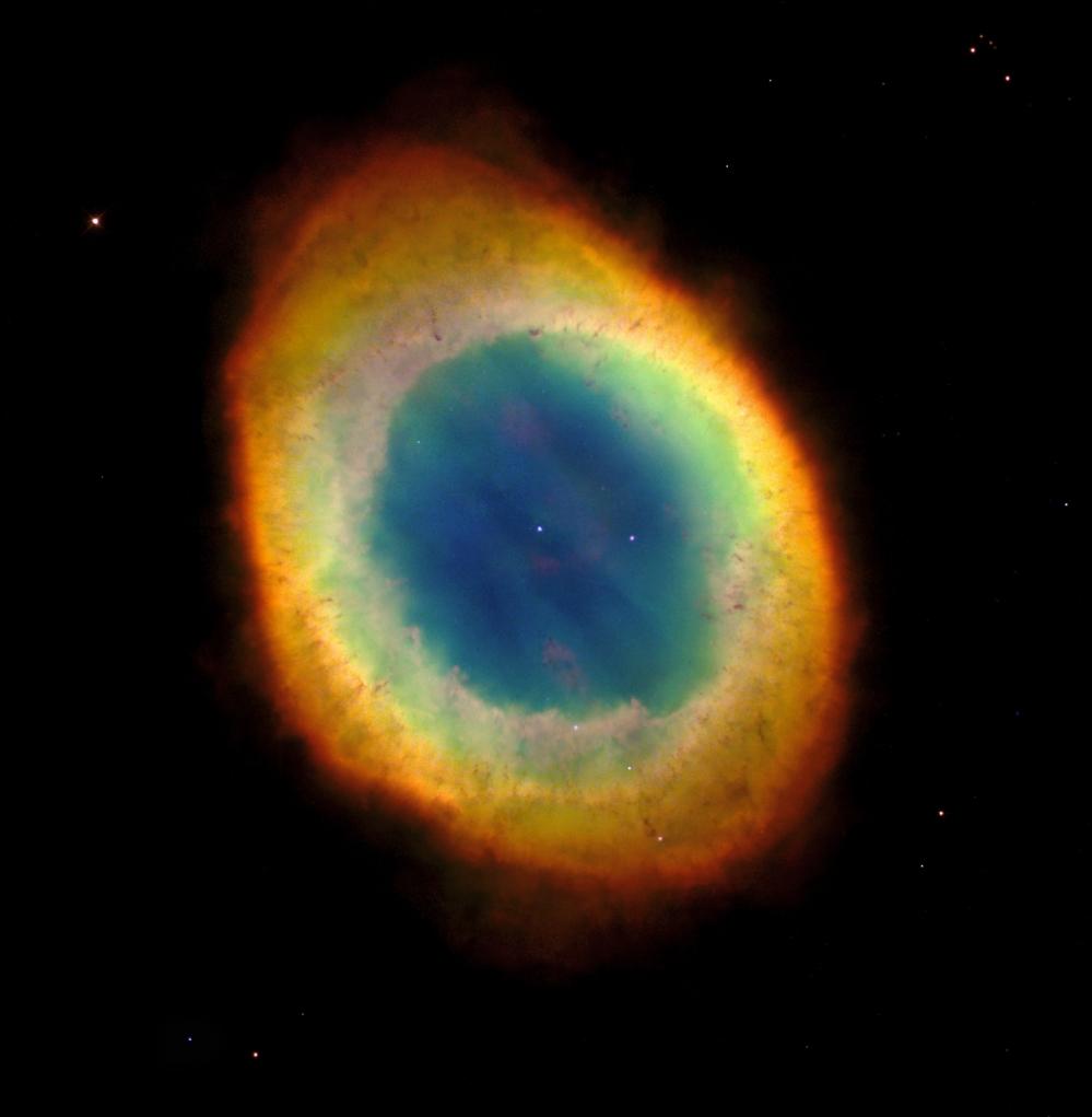 Arco Iris Estelar Galactico