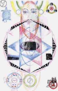 carta siete la Patrona de los avatares