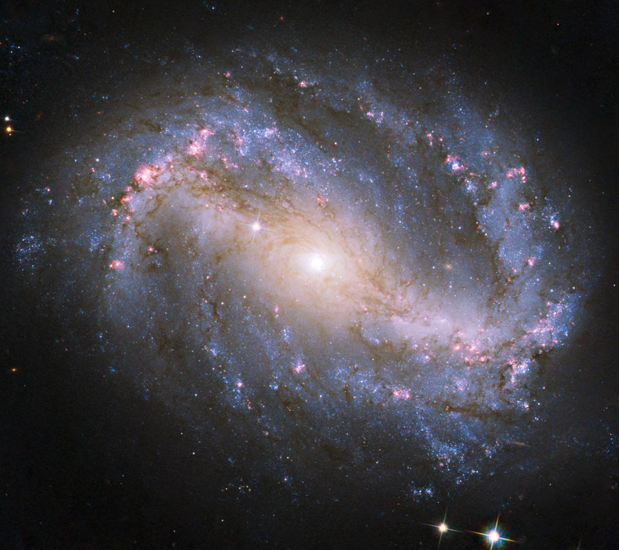 Galaxia central nucleo