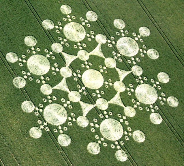 144 crop circle