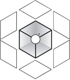 cubo holon resonate construccion mandala