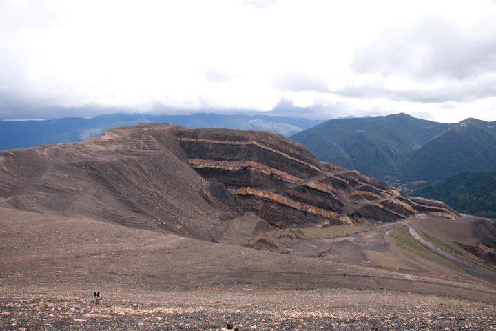 """""""Fotos de Toma la playa Toma la montaña"""" en Acción contra las minas a cielo abierto en la ilegal Feixolín"""
