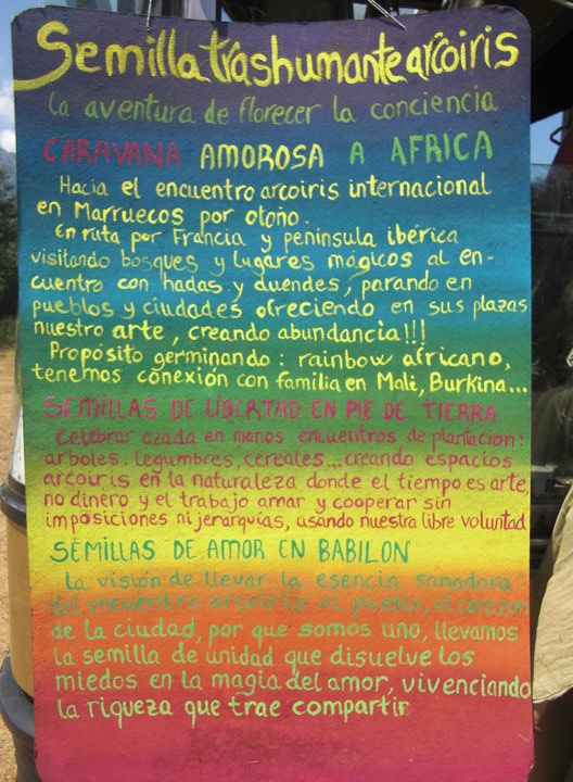 semilla arco iris transhumantes en babilom