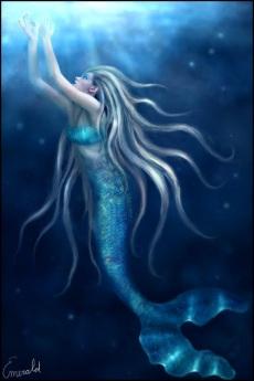 ondinas: seres míticos del agua nos ofrecen este espacio cyberesferico :)