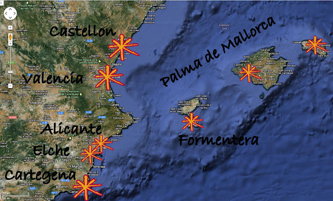 : MAPA : Asambleas del Este