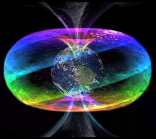 toroide (tierra escudo arco iris)