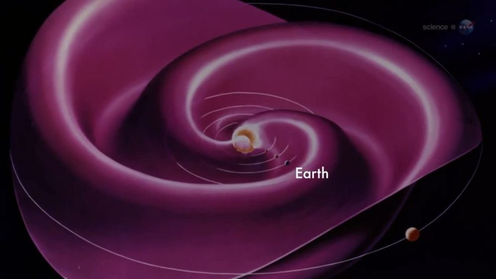 Toroide helioferico