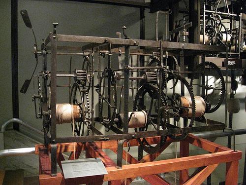 Museo Reloj La Chaux Fonds