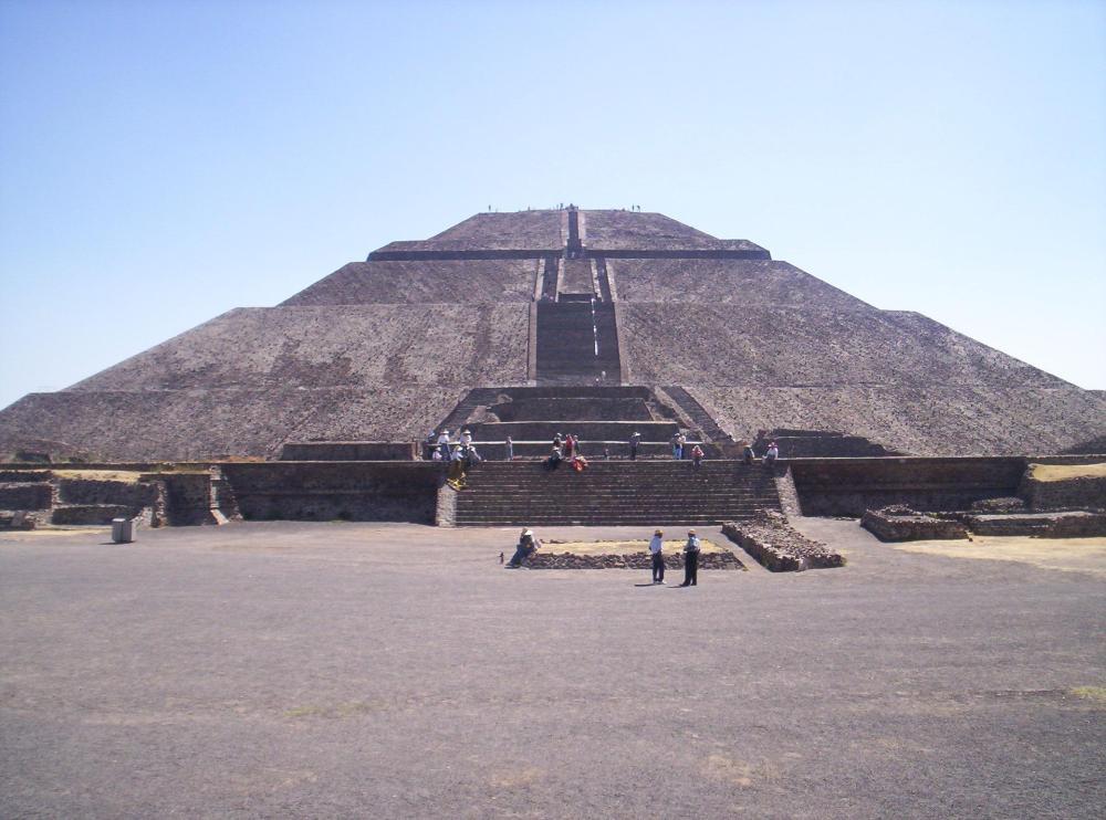 pirami del sol