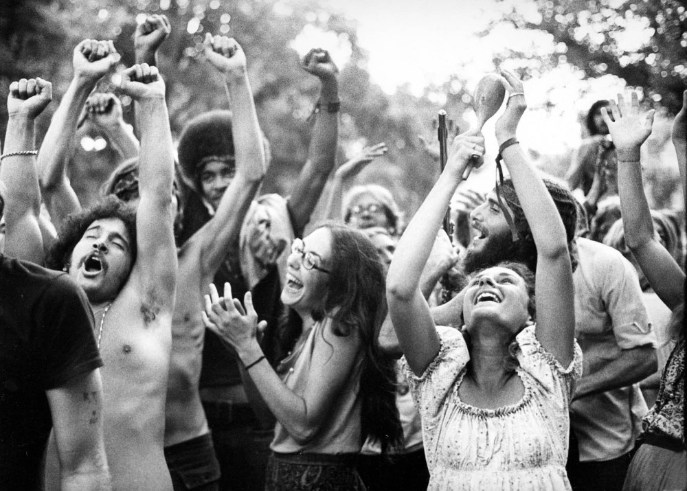 woodstock  Holy Man Jam, Boulder, CO  Aug. 1970