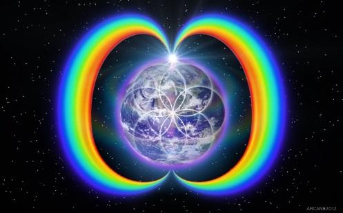 Nueva Tierra Arco iris