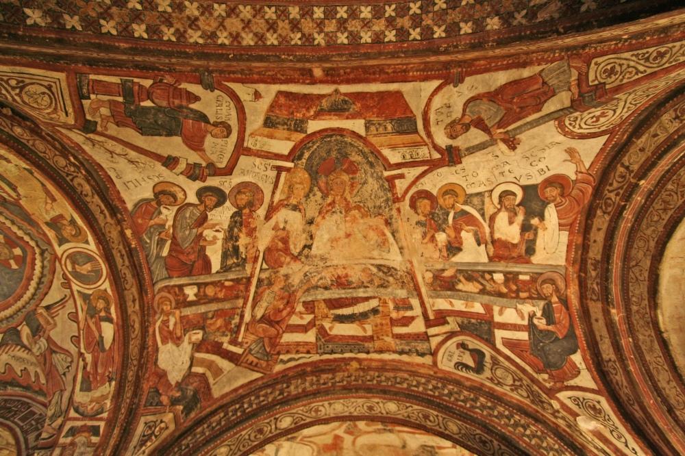 Basílica de San Isidoro - ultima cena