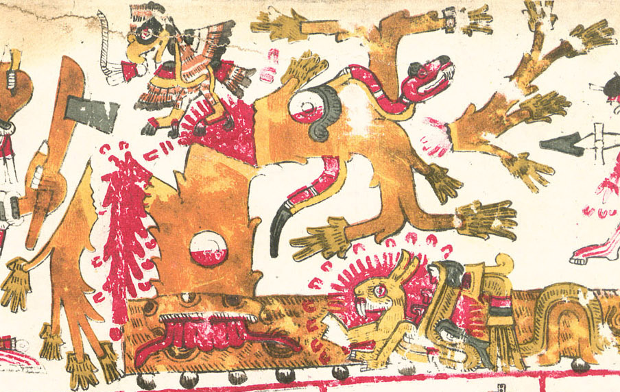 Tamoanchan_Codex_Borgia