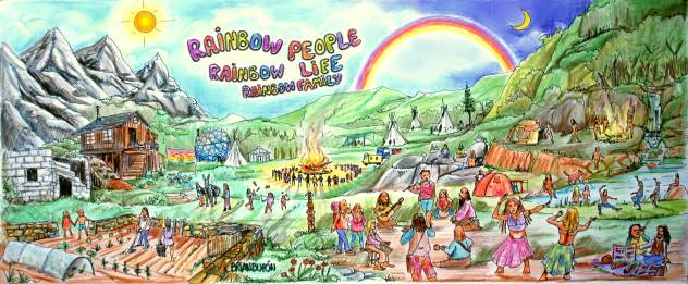 raimbow people