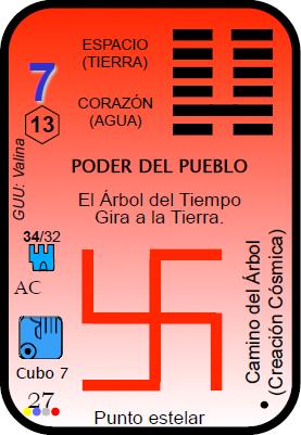 Armónica 34, hexagrama 7