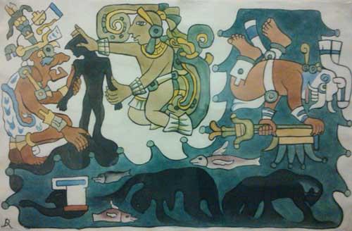 Creacion-Maya