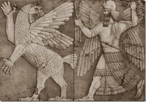 Resultado de imagen de dioses sumerios