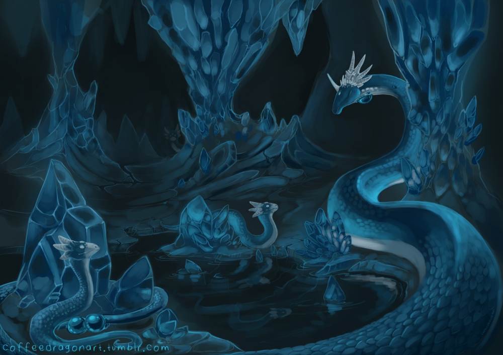 crystal_dragon_cave_by_thecoffeedragon-d66w0of