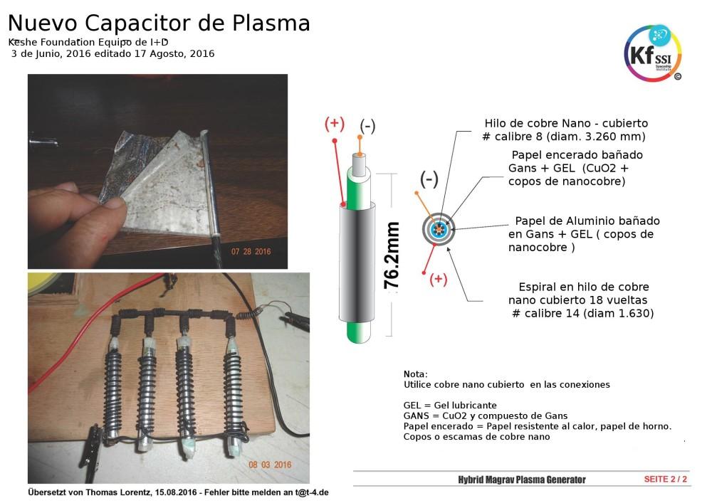 capacitor magrav hibrido