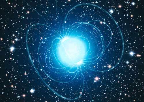toroide, sol , estrella, hallan_el_segundo_magnetar_anomalo_del_universo