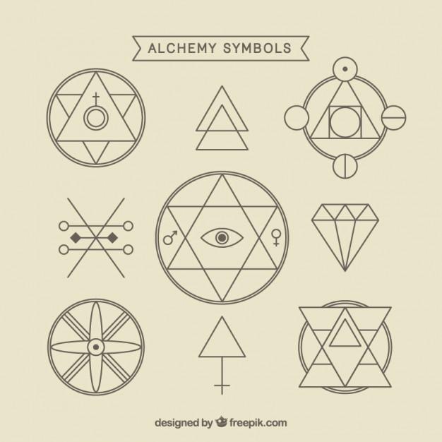 variedad-de-simbolos-de-alquimia